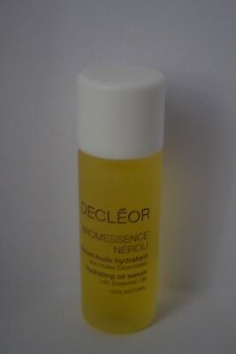 Decleor Neroli hydrating oil serum travel size 5ml RRP 15ml £46