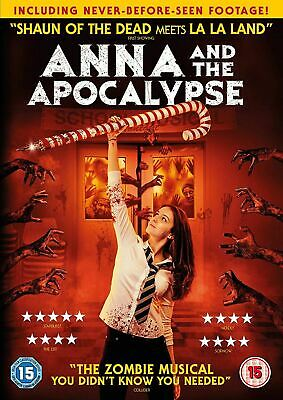 Anna and the Apocalypse [DVD]