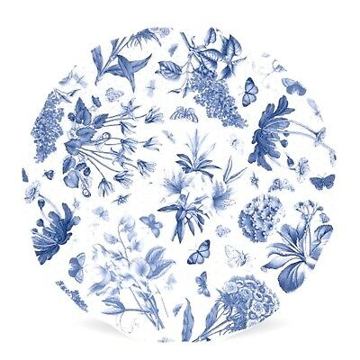 NEW 6 Portmeirion Botanic Garden Side Plates Portmeirion Dinner Plates 27CM