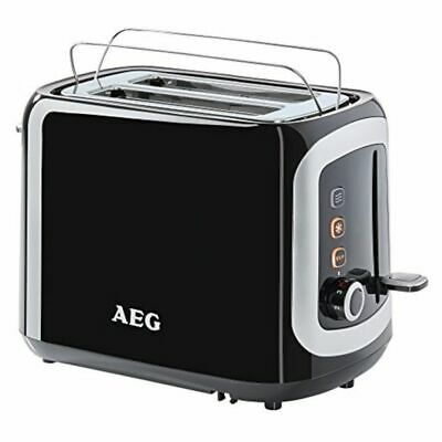 Toaster Aeg AT3300 940W Schwarz