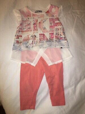 Mayoral Leggings and Top Set for 2 Years Old