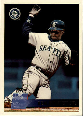 47a4526848 1997 DONRUSS COLLECTIONS #156 Ken Griffey Jr Seattle Mariners Hall ...