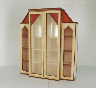 Deco Style Display Cabinet Kit 1:12th Scale
