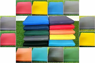 Waterproof Outdoor  Chair Seat Pad  Ideal Garden, Dining !!new Colours!!