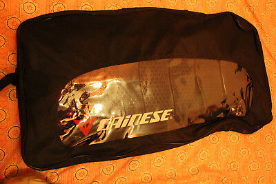 New Dainese Shield Air G2 Motorcycle Back Protector Size Medium  BARGAIN