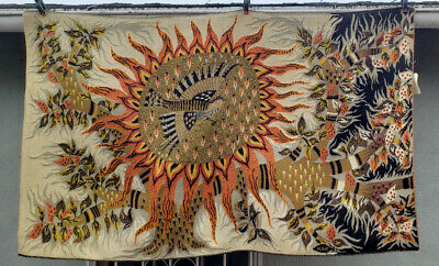 A Contemporary Michele Ray Tapestry