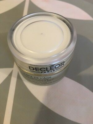 Decleor Excellence de l'Age triple action rich cream wrinkle correction RRP £60