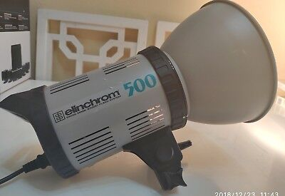 Elinchrom 500 swiss made