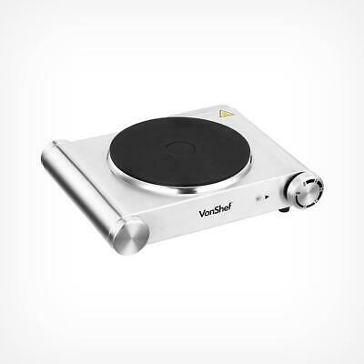 Electric Stainless Steel Single Hot Plate Camping Festival Cooker