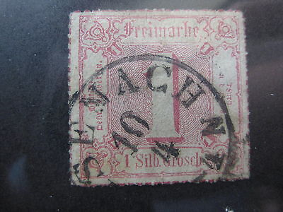 Germany Thurn & Taxis scott 30 used great cancel