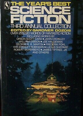 The Year's Best Science Fiction: ThirdAnnual Collection by Gardner Dozois,1986