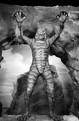 Creature from the Black Lagoon PHOTO Scary Spooky Creepy Halloween Monster 1954
