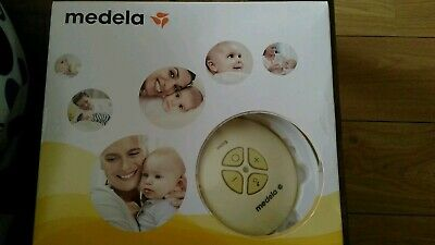Medela Swing Electric 2 Phase Breast Pump,boxed with instructions-very good cond
