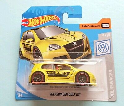 Short Card Hot Wheels 2019 Volkswagen SP2 New Collectable Toy Model Replica Car