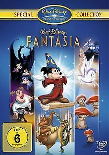 Fantasia [Special Edition] by Ben Sharpsteen, Sam... | DVD | condition very good