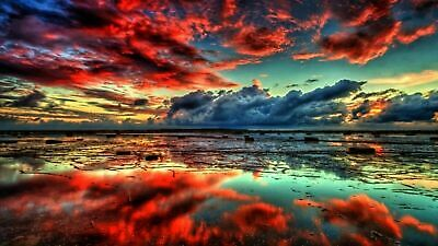 Digital Picture Image Photo Wallpaper JPG Sunset Desktop Screensaver