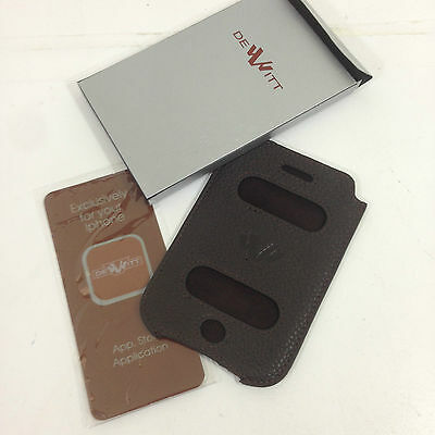 Dewitt iPhone case