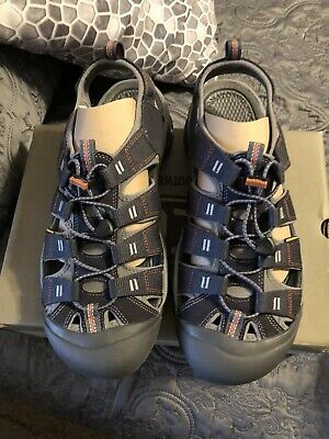 d871b2285cf3 MEN S KEEN NEWPORT H2 Sandals India Ink Rust Size 10 -  26.99
