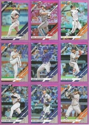 2019 Donruss Pink Holo Retail Parallels ***You Pick*** #'S 151 - 250