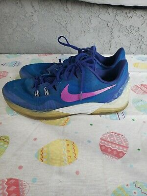 best website 789b0 e2185 Nike Zoom Kobe Venomenon 5, 749884-454 Purple Blue Basketball Shoes. Size