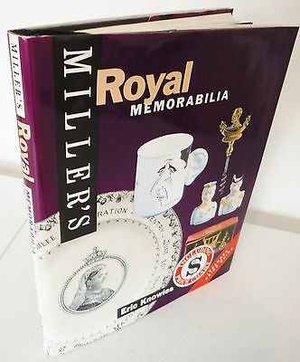 Miller's Royal Memorabilia by Eric Knowles (1994, Hardcover)