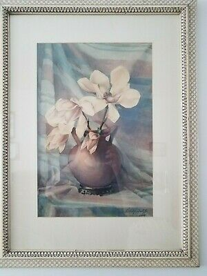 Original Victor Mindeleff Water Color 1888. Period Frame Rare Painting For Sale