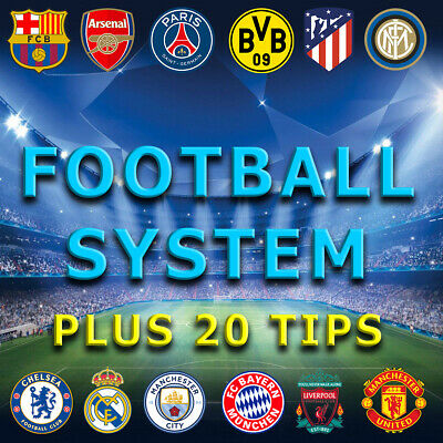 Football Soccer Sports Betting Tips Gambling System Strategy Make Money Online