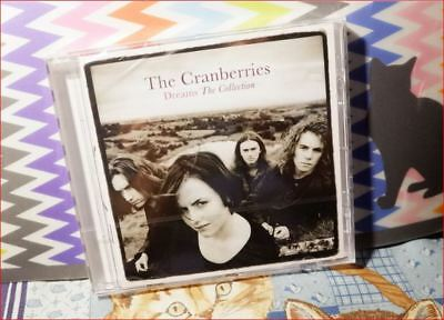 """The Cranberries/Best of New Sealed FREEPOST """"Dreams: The Collection"""" CD Linger"""