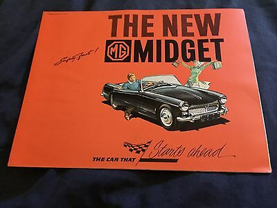 MG Midget Roadster Breathable 4-Layer Car Cover From 1961 to 1979