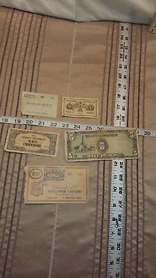 Assorted Lot Foreign Paper Currency