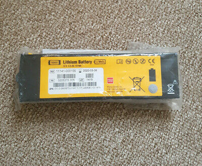 Physio-Control LIFEPAK 1000 Replacement Lithium AED Battery (Use by May 2020)