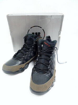 competitive price b7030 ceb6c Nike Air Jordan 9 IX Retro Olive 302370-020 Sz11 P2 N7647