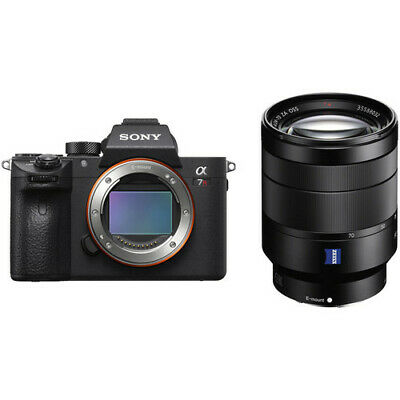 Sony A7R ILCE-7R III 24-70mm SEL2470Z TwoRetailBox Multi Ship in EU