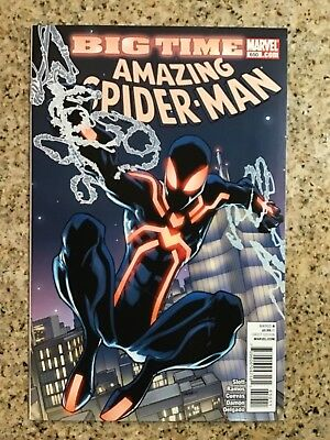 Amazing Spider-Man #650, (2011) 1st App Stealth Suite NM!