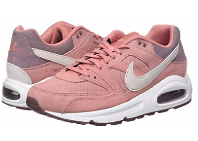 size 40 d4908 32ee6 Nike Air Max Command Women s Running Shoes 397690-600 Pink Size 8 Free  Shipping