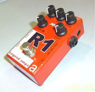 AMT ELECTRONICS preamp pedal R1 (923