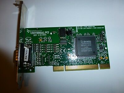 Brainbox UC-324 Port RS422/485 PCI Serial Card - New