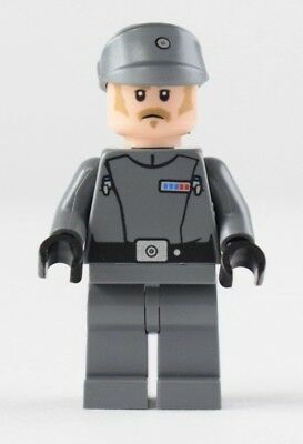 LEGO Star Wars Imperial Recruitment Officer Minifigure Minifig 100% Authentic