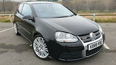 2006 VW Golf R32 MK5 3 Door DSG(Heated Leather/Multifunction Wheel/Family Owned)