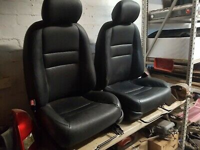 Holden VY VZ Commodore Berlina Calais Leather Seats Ute