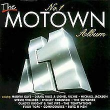 The NO:1 Motown Album by Various Artists | CD | condition good