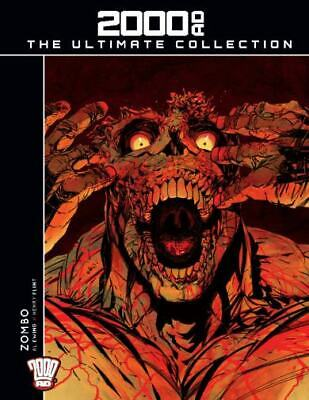 ZOMBO - 2000AD Ultimate Collection Issue #17 hardback