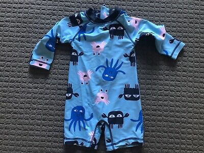 Baby Swimsuit. Size 0.