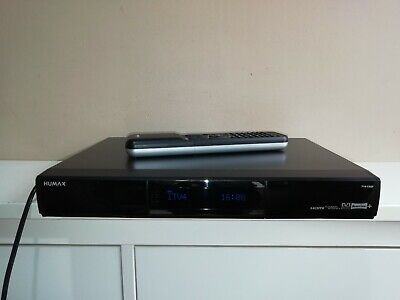 Humax PVR-9300T 500GB Digital TV Recorder with controller