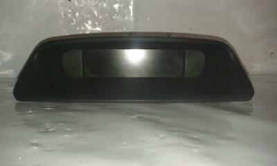 Peugeot 308 2008 / 2010 MULTIFUNCTION DISPLAY 9666136680-01 & WARRANTY - 5040130