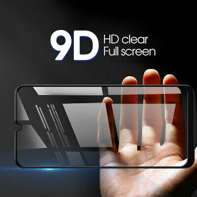 9D Film Protector for Samsung Galaxy A50 A30 A40 A70/ M20 Tempered Glass Screen