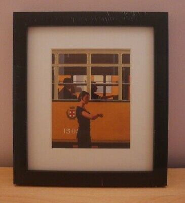 A Date with Fate - small framed print - Jack Vettriano
