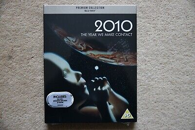 Blu-Ray 2010 The Year We Make Contact Premium Exclusive Edition  Sealed Uk Stock