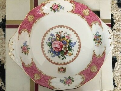Royal Albert fine bone china Lady Carlyle  serving plate New with Box