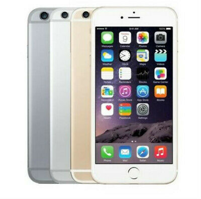 Apple iPhone 6 - CDMA GSM Unlocked 16GB / 64GB Smartphone
